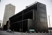 Cet édifice, situé dans la commune de L'Hospitalet... (AFP, Josep Lago) - image 2.0