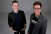 David Doyon et Jacob Flood ont fondé Mindset... (PHOTO DAVID BOILY, LA PRESSE) - image 1.0