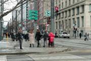 Montréal a connu une bonne croissance de l'emploi... (Photo Hugo-Sébastien Aubert, La Presse) - image 1.0