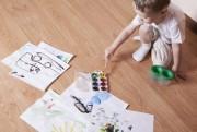 Les dessins des enfants peuvent être photographiés dans... (Photo Thinkstock) - image 1.0