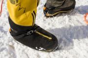Il faut des bottes rigides pour porter des... (Photo Hugo-Sébastien Aubert, La Presse) - image 2.0