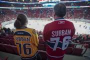 Au-delà des fans du Canadien ou des Predators,... (La Presse canadienne, Paul Chiasson) - image 2.0