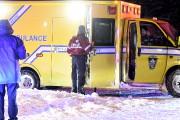 La victime, un homme de 55 ans, a... (Photo Le Quotidien, Rocket Lavoie) - image 1.1