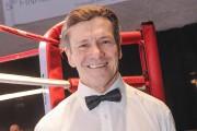 L'un des arbitres en poste aux Jeux du... (Photo Le Quotidien, Gimmy Desbiens) - image 2.0