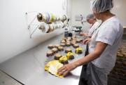 Les propriétairesde la fromagerie du Domaine Féodal, Guy... (Photo Hugo-Sébastien Aubert, La Presse) - image 1.0