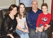 Une belle photo de famille chez les Capano.... - image 2.0