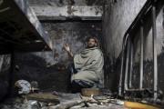 Mohammad Umaïr a perdu ses trois enfants, le... (AFP, Asif Hassan) - image 2.0