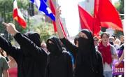 Les Black Blocs sont ces groupes de manifestants... (PHOTO PATRICK SANFAÇON, archives LA PRESSE) - image 2.0