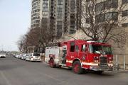 Un colis suspect a forcé l'évacuation... (PHOTO MARTIN CHAMBERLAND, LA PRESSE) - image 3.1