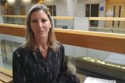 La criminologue et intervenante Claudia Noël De Tilly,... (fournie par Marie-Ève Martel) - image 2.0