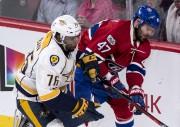 Alexander Radulov s'est blessé au bas du corps,... (La Presse canadienne, Paul Chiasson) - image 7.0
