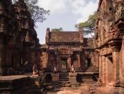 Le temple Banteay Srei. Comme bon nombre d'artefacts... (Photo fournie par Joëlle Choquette et Iouri Philippe Paillé, collaboration spéciale) - image 1.0