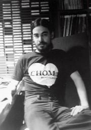 Denis Grondin à l'époque où il animait à... (Photo partagée sur Facebook) - image 2.0