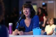 L'animatrice de l'émission Plus est de fous, plus... (Photo Martin Chamberland, archives La Presse) - image 4.0