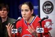 Comme joueuse ou comme entraîneuse, Caroline Ouellette sera... (Photo André Pichette, La Presse) - image 2.0