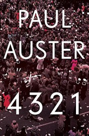 Livre: 4 3 2 1, de Paul Auster.... (Photo McClelland & Stewart) - image 1.0
