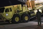 Le bouclier antimissile américain THAAD... (AFP) - image 2.0