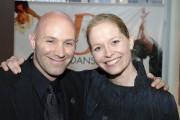 David Fortin a soigné la danseuse Nathalie Buisson... (Imacom, Claude Poulin) - image 2.0
