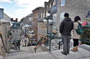 L'escalier Casse-cou dans le Petit Champlain... (Le Soleil, Patrice Laroche) - image 8.0