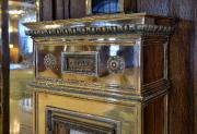 La boîte aux lettres duChâteau Frontenac... (Le Soleil, Patrice Laroche) - image 9.0