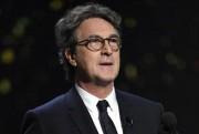 François Cluzet sur la scène desCésars du cinéma... (photobertrand GUAY, agence france-presse) - image 2.0