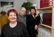 Brigitte Gagnon, vice-présidente, Guy Coutu, secrétaire, ainsi que... (Sylvain Mayer) - image 7.0