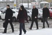 Le procès des quatre policiers de Trois-Rivières, accusés... (François Gervais) - image 1.0
