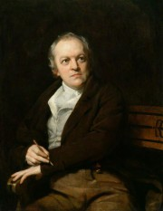 Le poète William Blake, portrait de Thomas Phillips... (IMAGE TIRÉE DE WIKIPEDIA) - image 1.1