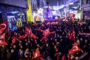 À Istanbul.... (Photo  YASIN AKGUL, AFP) - image 1.1
