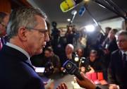 Le ministre de l'Intérieur, Thomas de Maizière.... (Photo John MACDOUGALL, AFP) - image 6.0