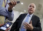 John McCaina affirmé que l'actuel président avait l'obligation... (AP, J. Scott Applewhite) - image 3.0