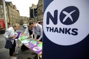 Lors du référendum de 2014, le Non à... (PHOTO ANDY BUCHANAN, ARCHIVES AGENCE FRANCE-PRESSE) - image 2.0