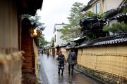Une rue typique du quartier Nagamachi. Ces rues... (PHOTO SARAH MONGEAU-BIRKETT, LA PRESSE) - image 3.0