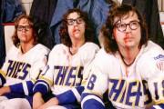 Les frères Hanson dans le film Slap Shot... (PHOTO FOURNIE PAR LA PRODUCTION) - image 2.0