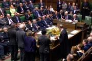 Les députés de la Chambre des communes lors... (PHOTO ASSOCIATED PRESS/PA) - image 1.0