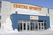 Le centre sportif Benoît-Lévesque de Roberval sera rénové... (Photo Le Quotidien, Isabelle Tremblay) - image 2.0