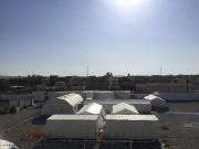 L'hôpital de Hamam al-Alil missur pied par MSF... (fournie par Abel Vanderschuren) - image 2.0