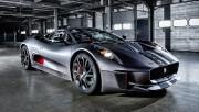 Le premier prototype de la Jaguar CX75 était... - image 3.0