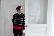 Sarah Toussaint-Léveillé fait ces jours-ci voyager sa poésie... (La Presse, Alain Roberge) - image 5.0