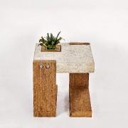 La table à café La brute sensible... (Laurence Gaudette) - image 3.0