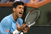 Novak Djokovic espérait remporter le tournoi du désert... (PHOTO REUTERS) - image 2.0