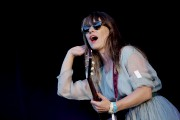 La chanteuse canadienne Feist... (AP, Stian Lysberg Solum) - image 4.0