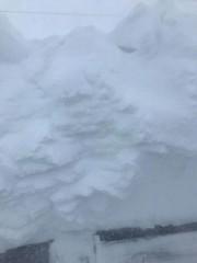 Sous la neige, la voiture dans laquelleMichaël Fiset... (PHOTO FOURNIE PAR LA SÛRETÉ DU QUÉBEC) - image 2.0
