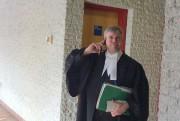 Me Charles Cantin, avocat en défense.... (Photo Le Quotidien, Stéphane Bégin) - image 2.0
