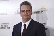 L'acteur Matthew Perry, alias Chandler Bing dans la... (AP, Jordan Strauss) - image 4.0