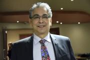 Marco Bacon, directeur du Centre des Premières Nations... (Photo Le Quotidien, Michel Tremblay) - image 2.0