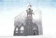 Le projet de l'architecte Dan Hanganu réussissait à... - image 3.0