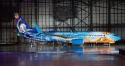 WestJet rentabilise bien la surface de ses avions... (Photo tirée du site web de WestJet) - image 2.0