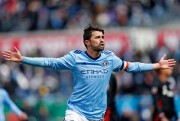 En cinq affrontements contre l'Impact, David Villa a... (Photo Adam Hunger, archives USA TODAY) - image 1.0
