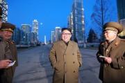 Kim Jong-Un était présent lors d'un nouveautest d'un... (Photo AFP) - image 1.0